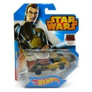 Hot Wheels Star Wars Diecast Vehicle - Rebels - Kanan